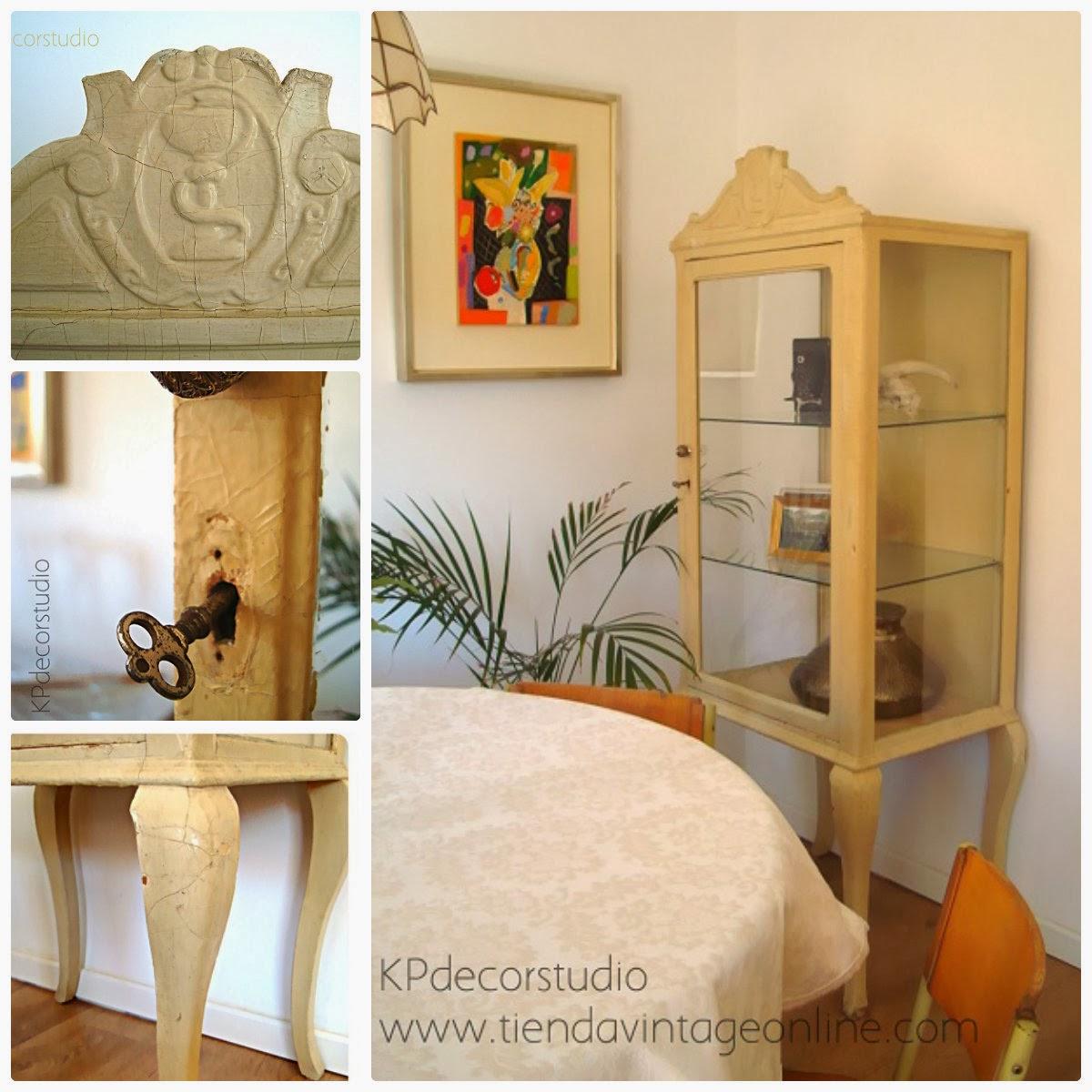 Kp tienda vintage online armarios y muebles vintage for Muebles retro online