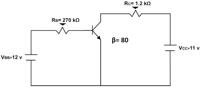 circuito para medir beta transistor  sabermasjustodaract
