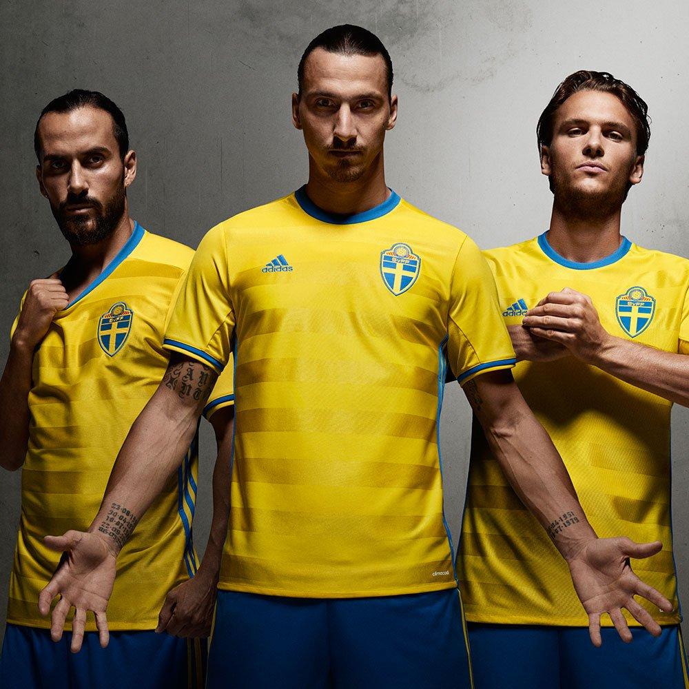 Schweden Em Enam Trikot Veroffentlicht Nur Fussball