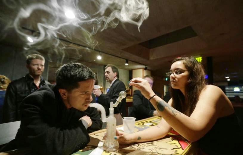 Γευσιγνώστης Μαριχουάνας -Νέο Επάγγελμα στις ΗΠΑ Αόρατα Γεγονότα