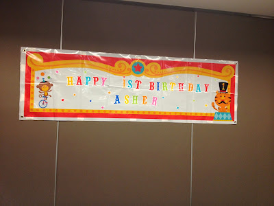 Asher's 1st Birthday Party at Double Bay Residences