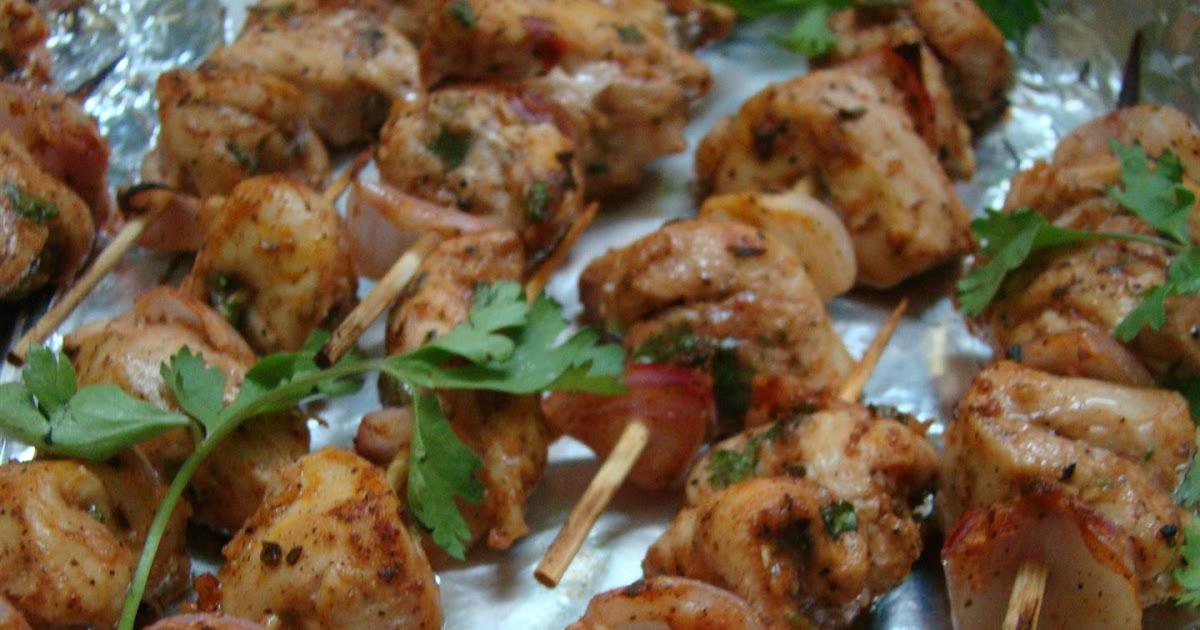 Cooking Is No Rocket Science Bm 13 Day 3 Shish Taouk Lebanese Chicken Kebabs With Creamy Garlic Dip