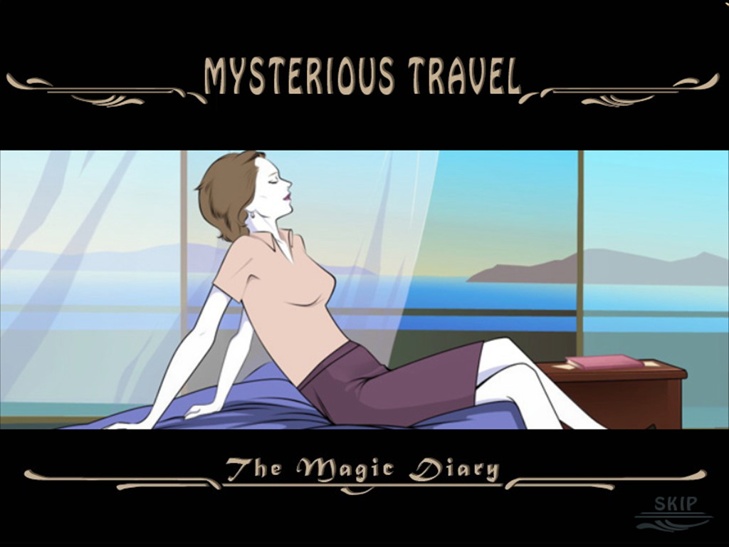 Mysterious Travel - The Magic Diary screenshot
