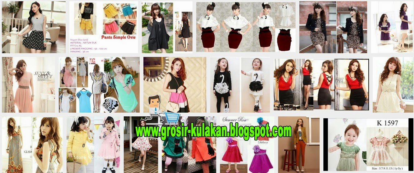 Supplier Baju Fashion