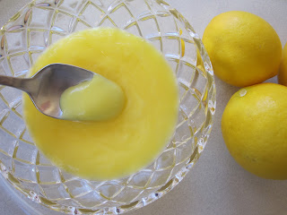 Lemon Curd 