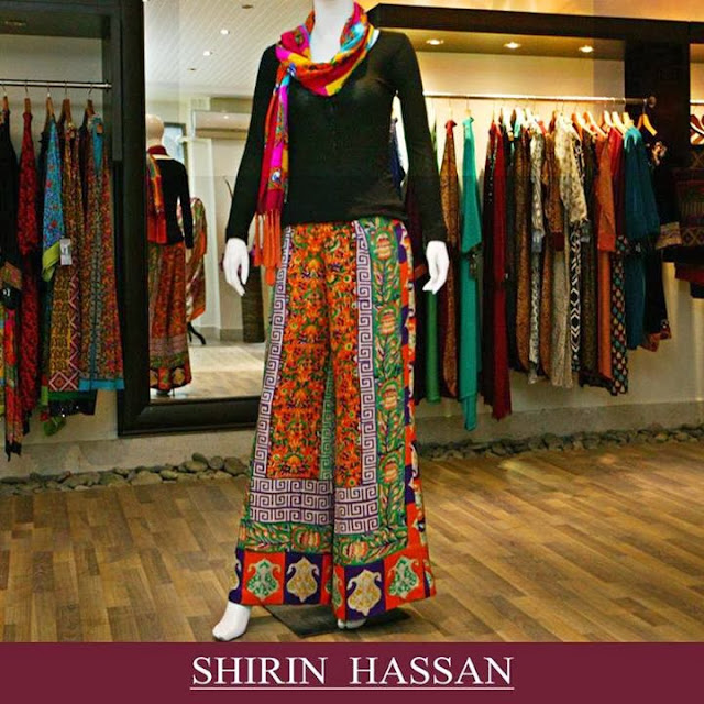 Shirin Hassan - Young Collection 2013