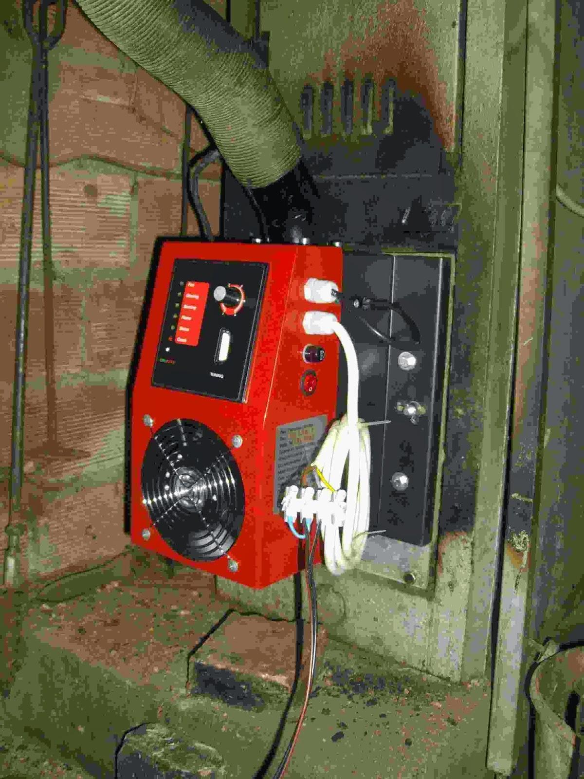 Sistemas de ahorro en calefaccion quemadores biomasa - Ahorrar calefaccion gasoil ...