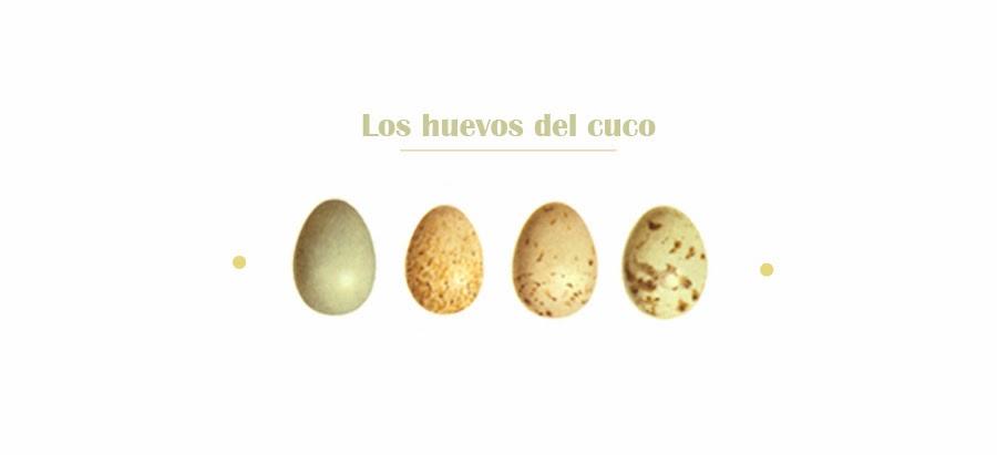 Los huevos del cuco