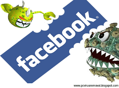 Facebook Virus Warning