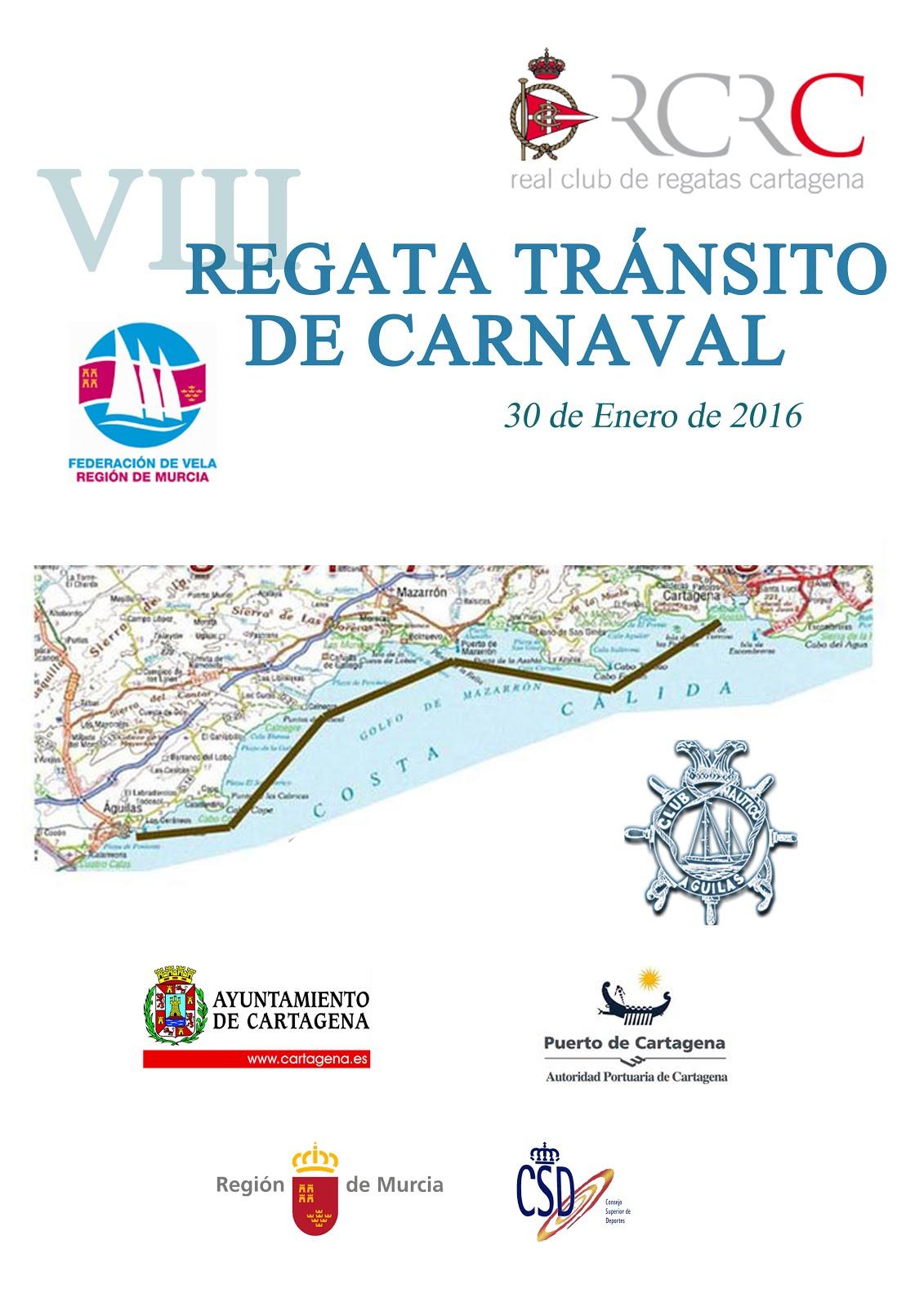 Anuncio VIII Transito Carnaval