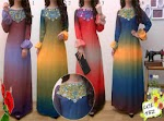 132 Gamis Yasmine SOLD OUT