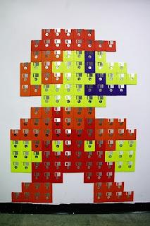 floppy disk mario Evening LOL   Floppy Disk Mario