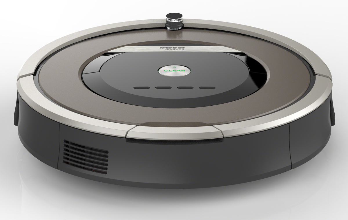 review irobot roomba 880 the test pit. Black Bedroom Furniture Sets. Home Design Ideas