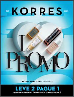 Cp.06/2018 - Korres ------ I Love Promo