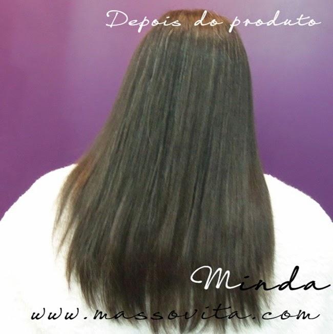 Cabelo com Lystrat Hair Masso Vita