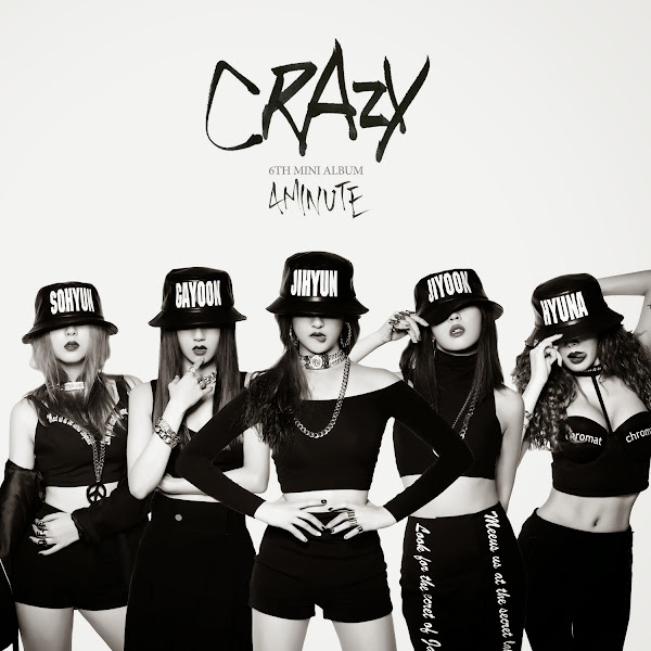 4minute Crazy Cover