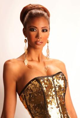 Miss Universe Curacao 2011 Evalina van Putten