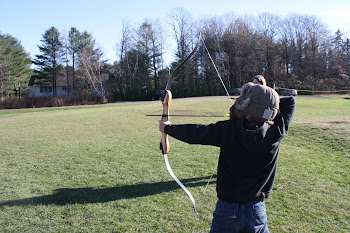 Archery for Friday Activities