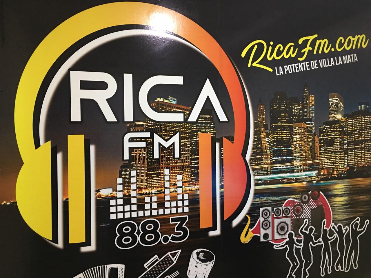 Rica FM 88.3 FM