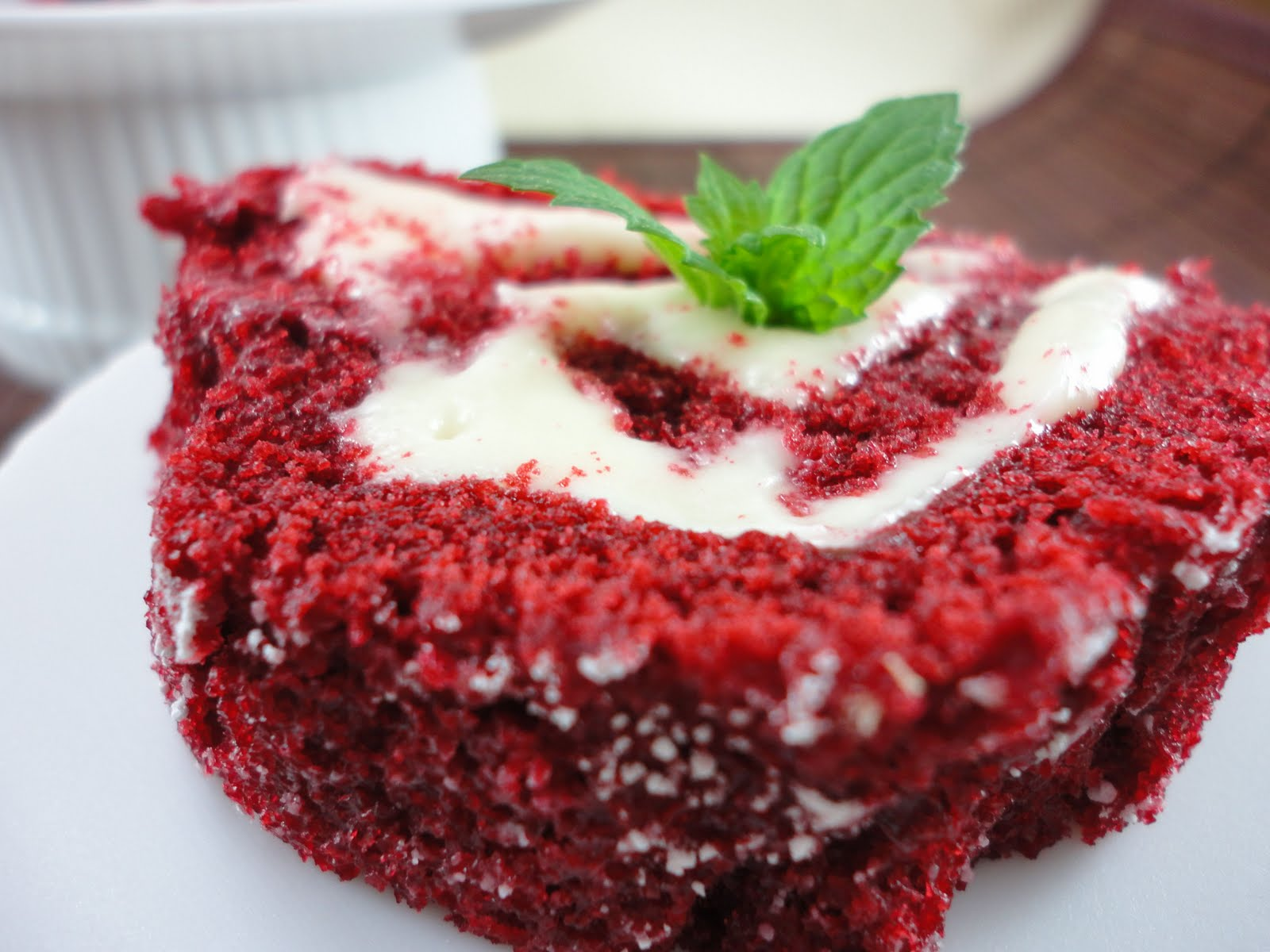 Eat Cake For Dinner: Red Velvet Cake Roll