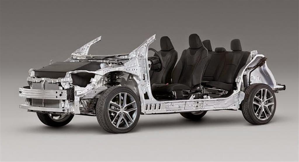 Toyota New Global Architecture - TNGA