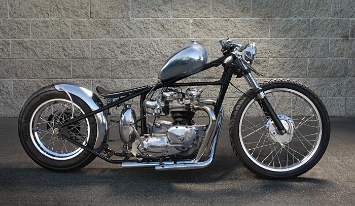Боббер мотоцикл своими руками