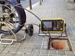 Detección de arquetas con radiofrecuencia