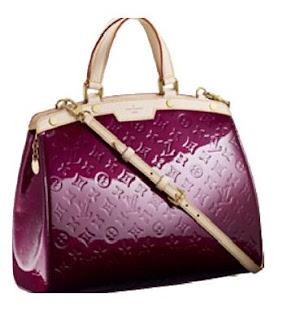 Louis Vuitton Brea Vernis