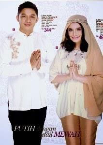 Model Baju Muslim Lebaran 2014