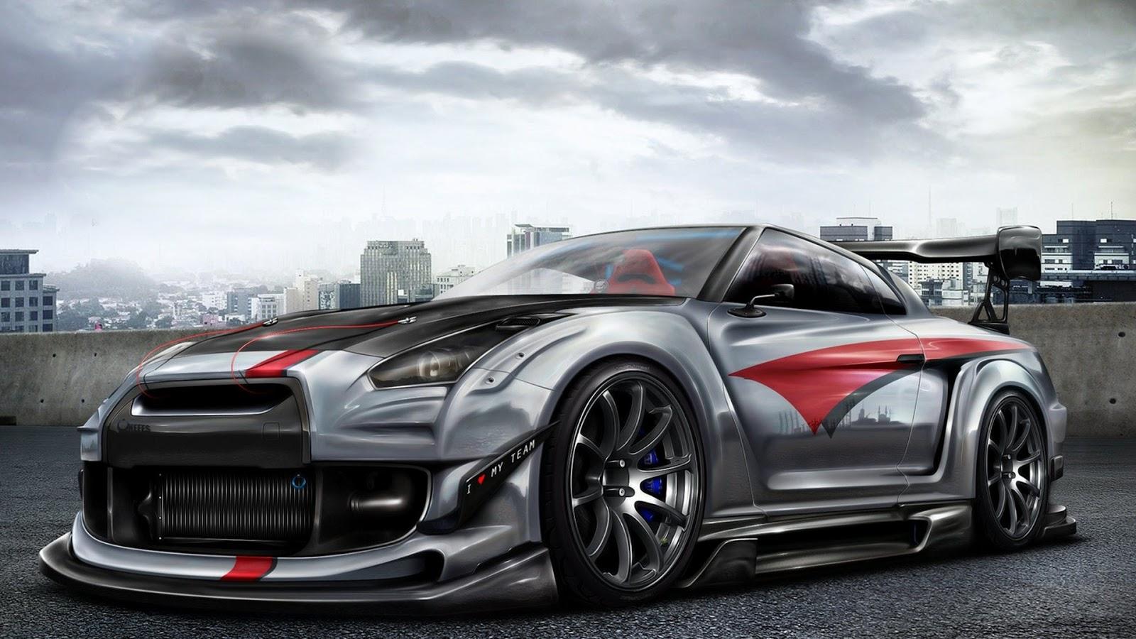 2014 Nissan Skyline GTR R35
