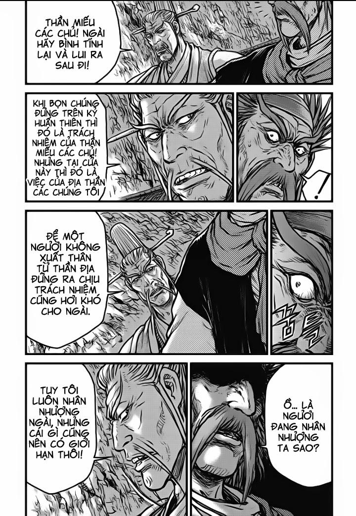 Hiệp Khách Giang Hồ - Chapter 467(TV) - Pic 2