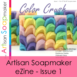 The Artisan Soapmaker eZine Issue 1