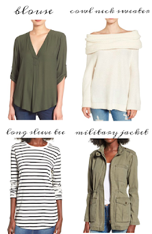 Friday Finds : Fall Basics