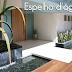 Espelho d'água em ambientes externos e internos!