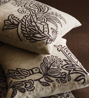 Henna Mendi Pillow