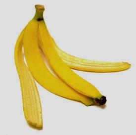 Banana Peel Treatment