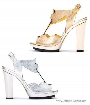 obuv barbara bui vesna leto 2011 19 Жіноче взуття від Barbara Bui