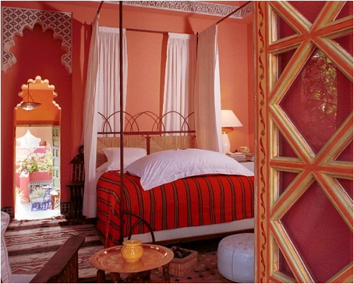 Key Interiors By Shinay Moroccan Bedroom Design Ideas