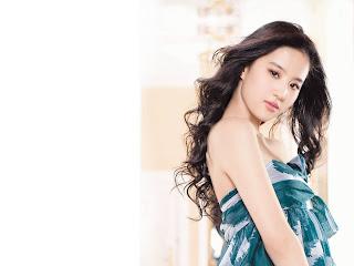 Crystal Liu Yi Fei (劉亦菲) Wallpaper HD 8