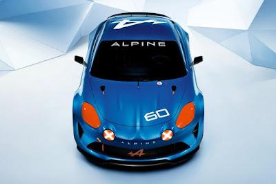 Alpine Celebration Concept (2015) Front
