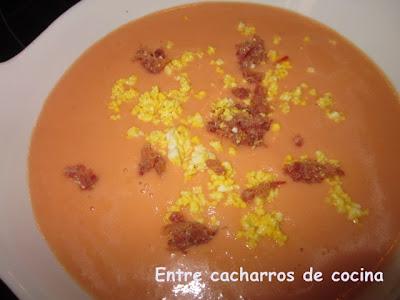 Entre cacharros de cocina salmorejo thermomix for Cacharros de cocina