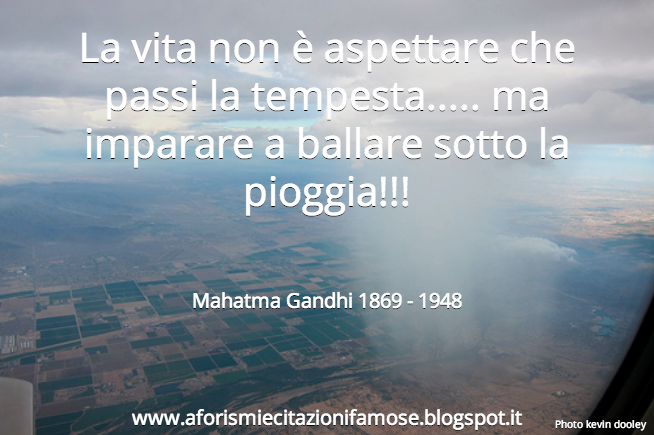 Favorito Frasi Belle Sulla Vita Gandhi LP59