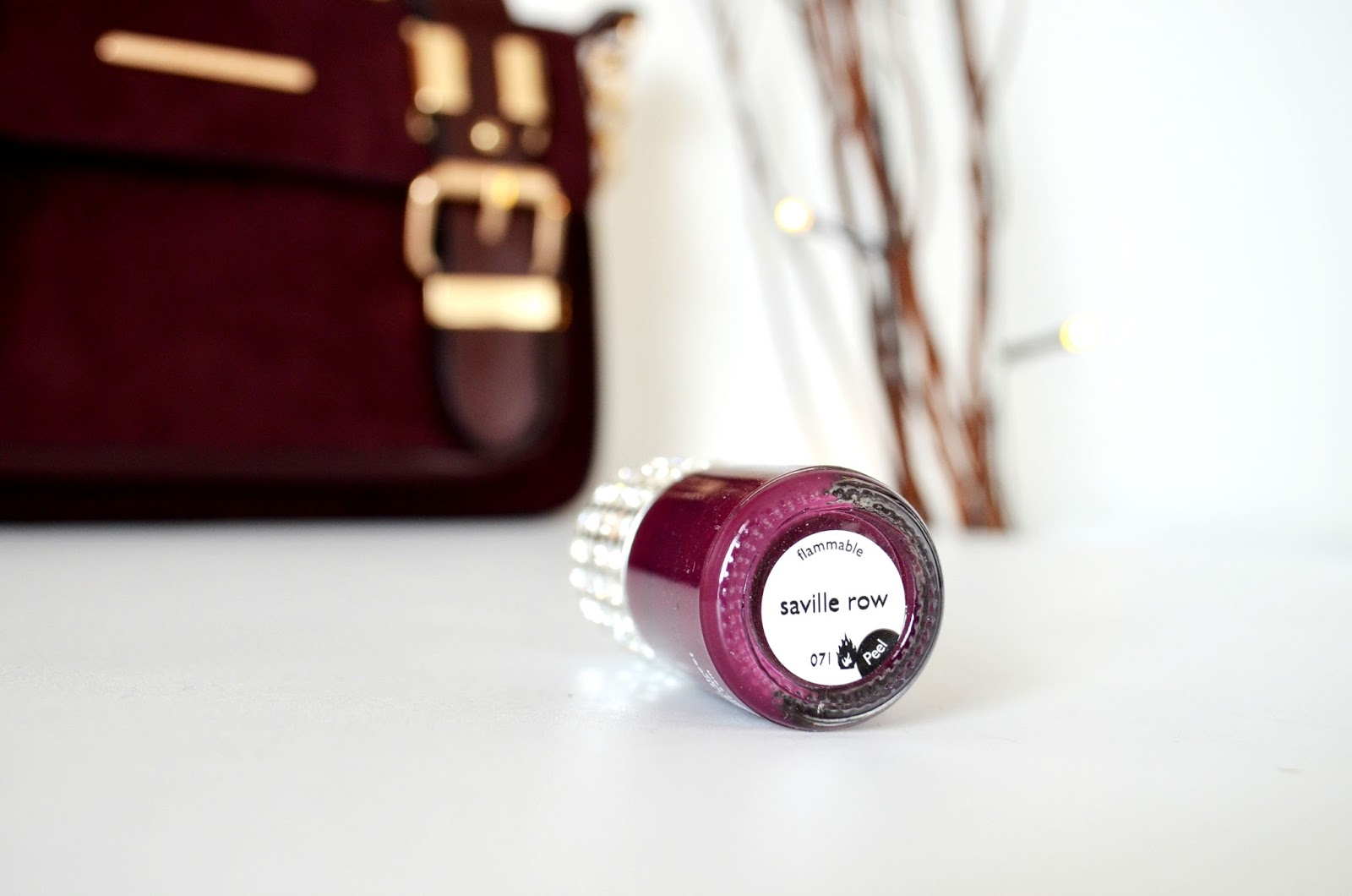 Review for nails inc polish