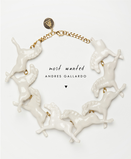 Porcelain Jewelry by Andres Gallardo | www.stylemachineblog.com