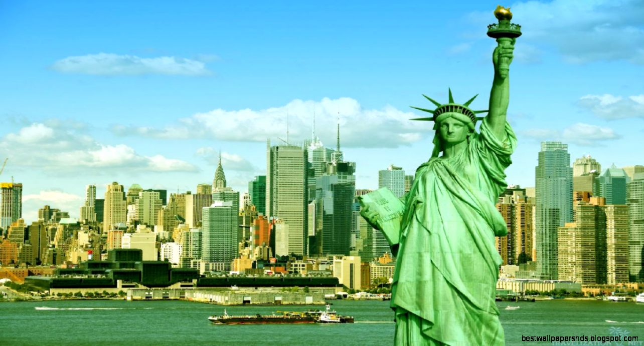 Beautiful Examples Of Statue Of Liberty Wallpapers  Travelization