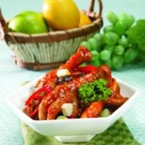 Resep Ceker Ayam Bawang Bombay