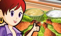 Fırında Tavuk Yapma Oyunu