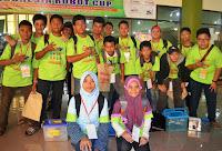 MTsN Pamulang Pertahankan Tradisi Juara Tim Robotik