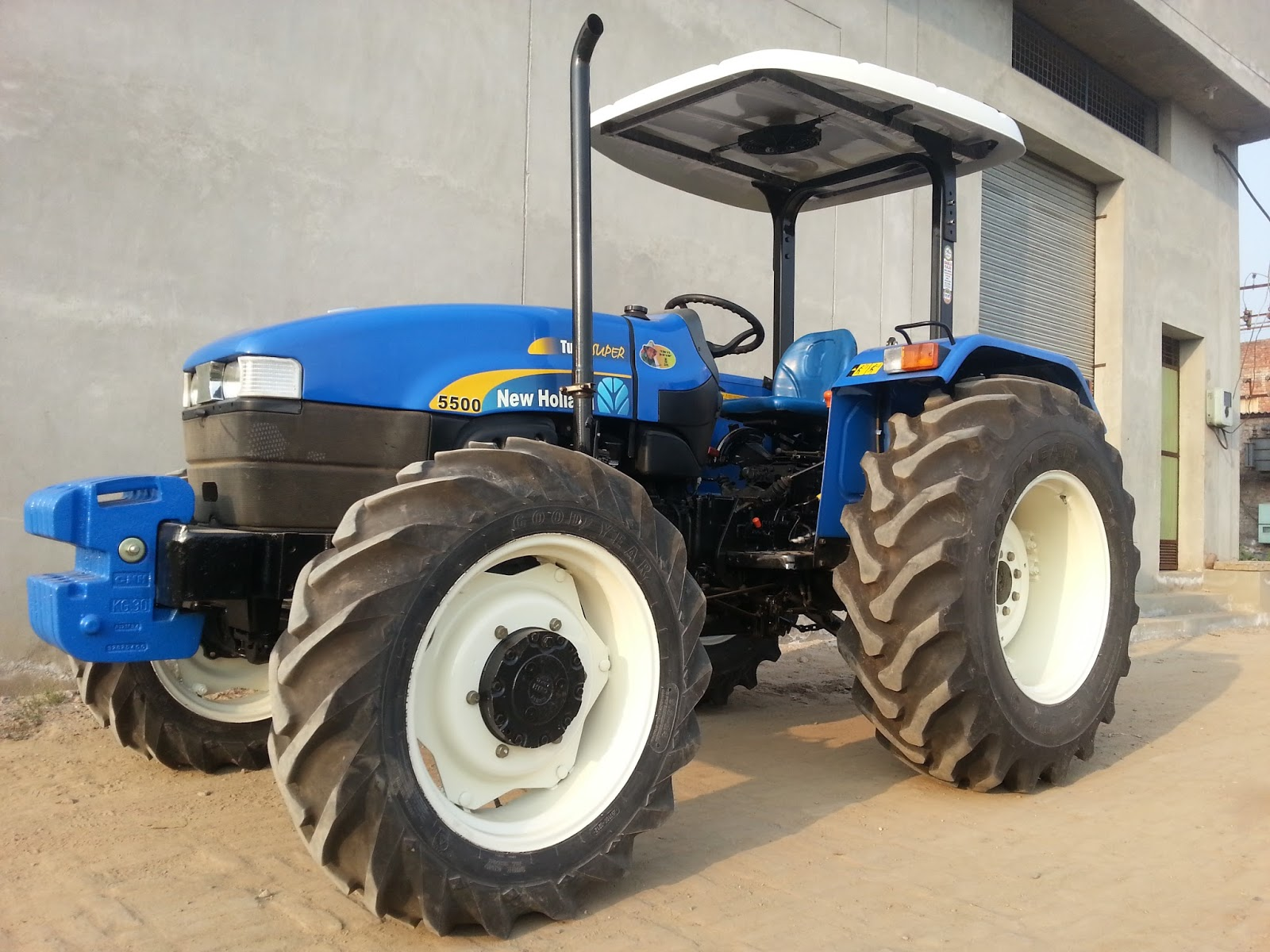 New Holland Tractor Roofs : Bablu kalsi engg works all tractor accessories new