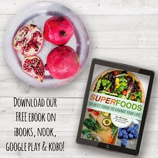 parragon superfood miniebook